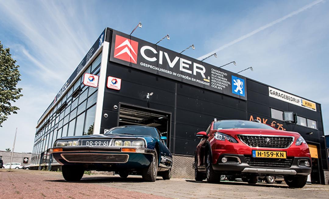 Autobedrijf Civer B.V.-Voorschoten
